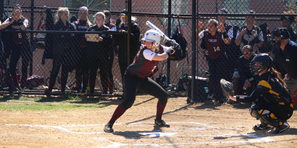 Softball Erases Multiple Deficits; Devils Edged by Concordia, 5-3 and 4-3, on Sunday