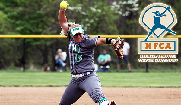 Makayla McCarthy Named NFCA All-East Region Second Team Pitcher