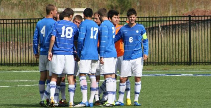 SEASON PREVIEW: Men's Soccer aims high in 2012