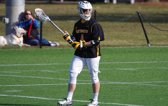 Fourth Quarter Comeback Leads Men's Lacrosse Past Gordon