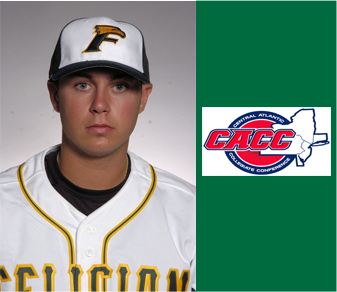 Stinsman Shares CACC Pitcher Of The Week Honor