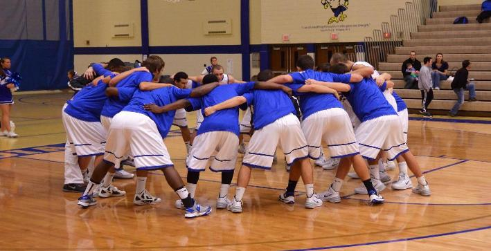 Men's Basketball to play at Lakeland in NACC Tournament quarterfinals