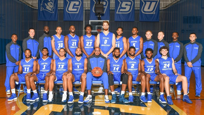 Men's Basketball Hosts Arcadia in Exhibition Game Saturday
