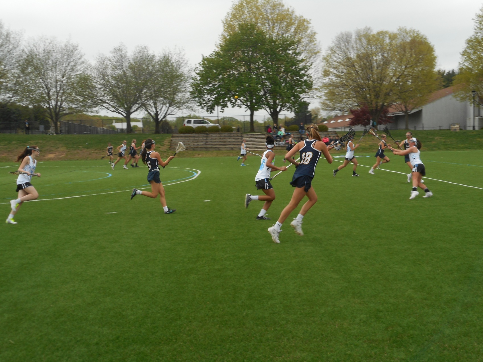 AACS holds off St. Tim's in non-conference lacrosse test