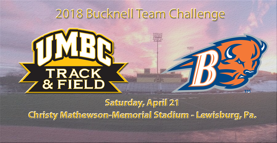 Track and Field Travels to Lewisburg, Pa. for Bucknell Team Challenge