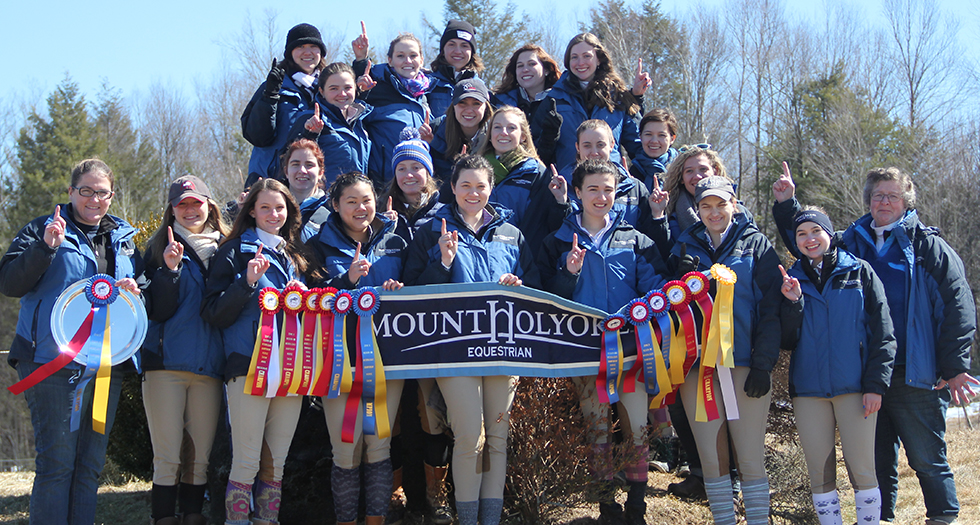 Riding Finishes Strong at Regional Championships