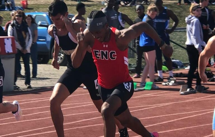 Men's Track & Field Records Personal Bests at Southern New Hampshire University Penmen Relays