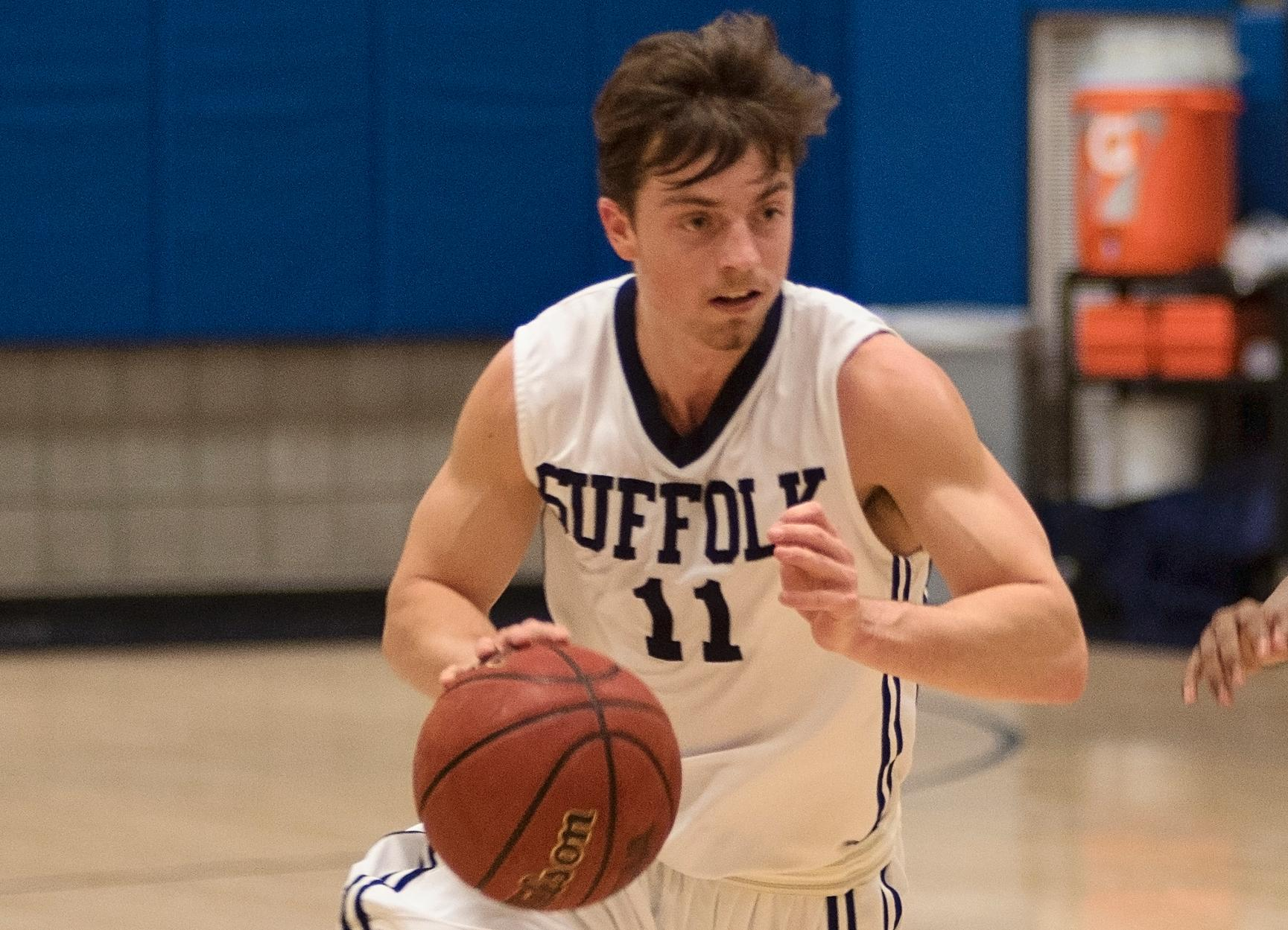 Men's Basketball Opens Home Schedule Tuesday vs. Emerson