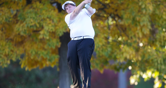 Hornet Golf Competes at Guilford