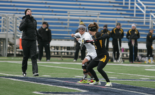 Women's Lacrosse Falls at Olivet