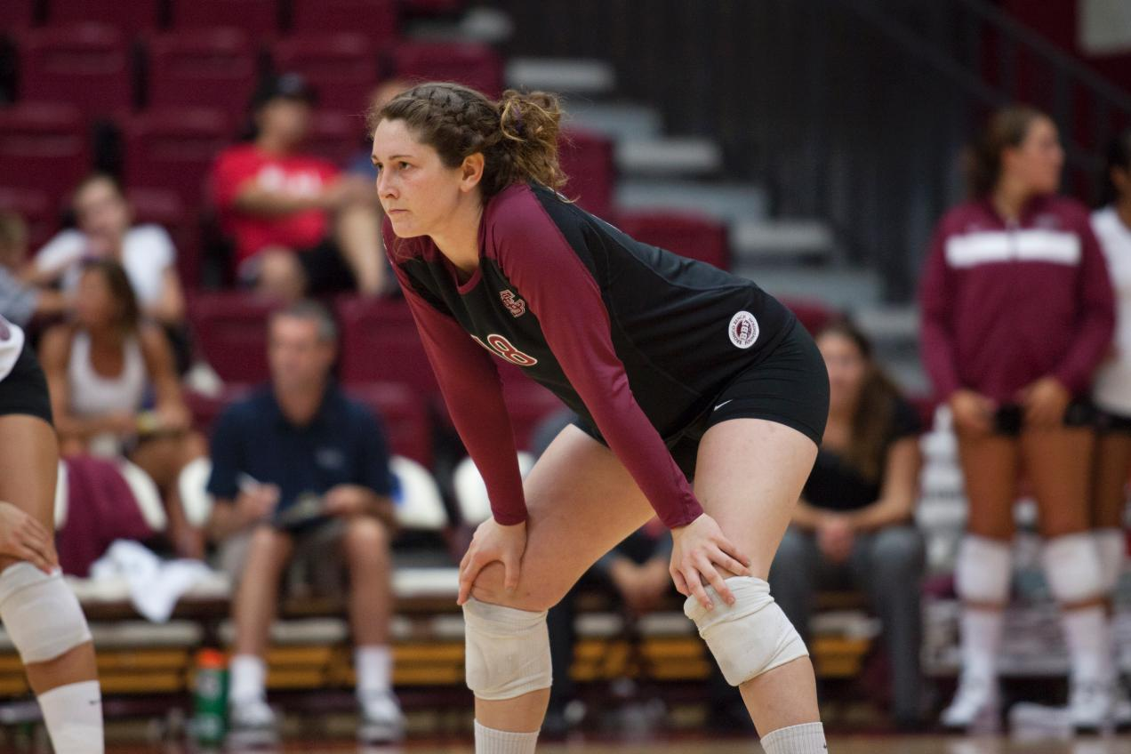 Volleyball Hosts No. 19 Pepperdine Thursday at 6 pm