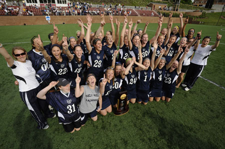 Lacrosse Captures Second NCAA Championship