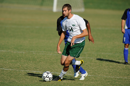 Timothy Wineke © 2010 David Sinclair/McDaniel College