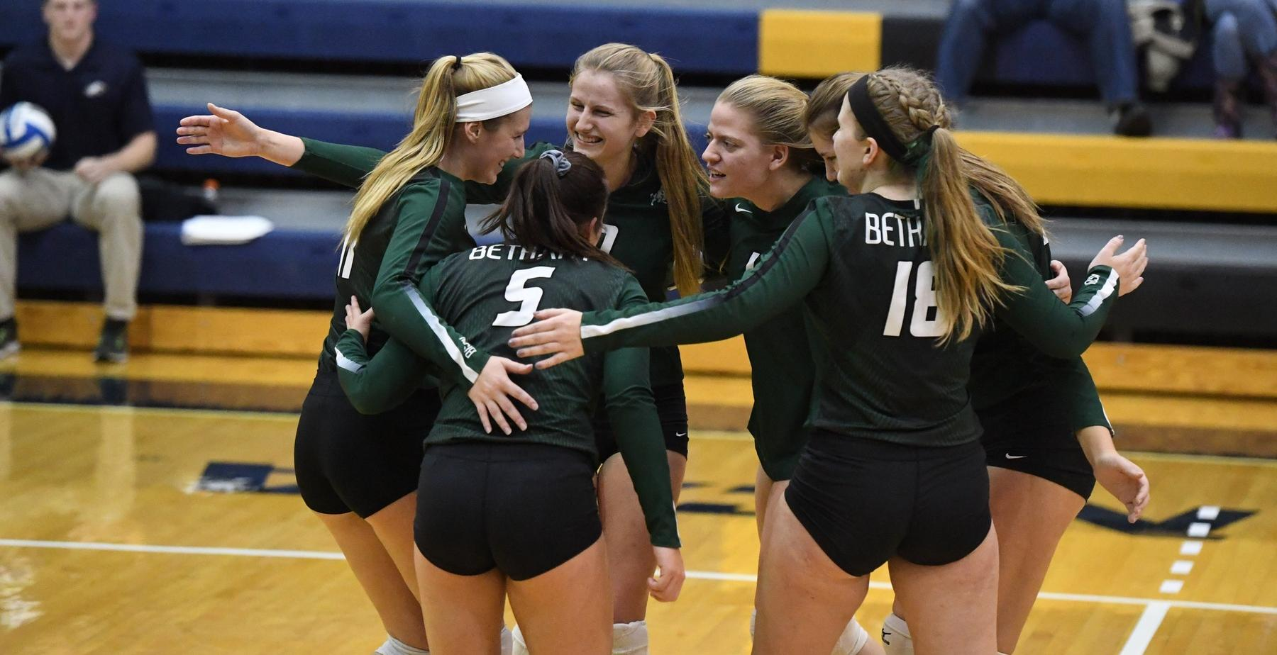 Bethany Favored in PAC Women's Volleyball Preseason Coaches' Poll