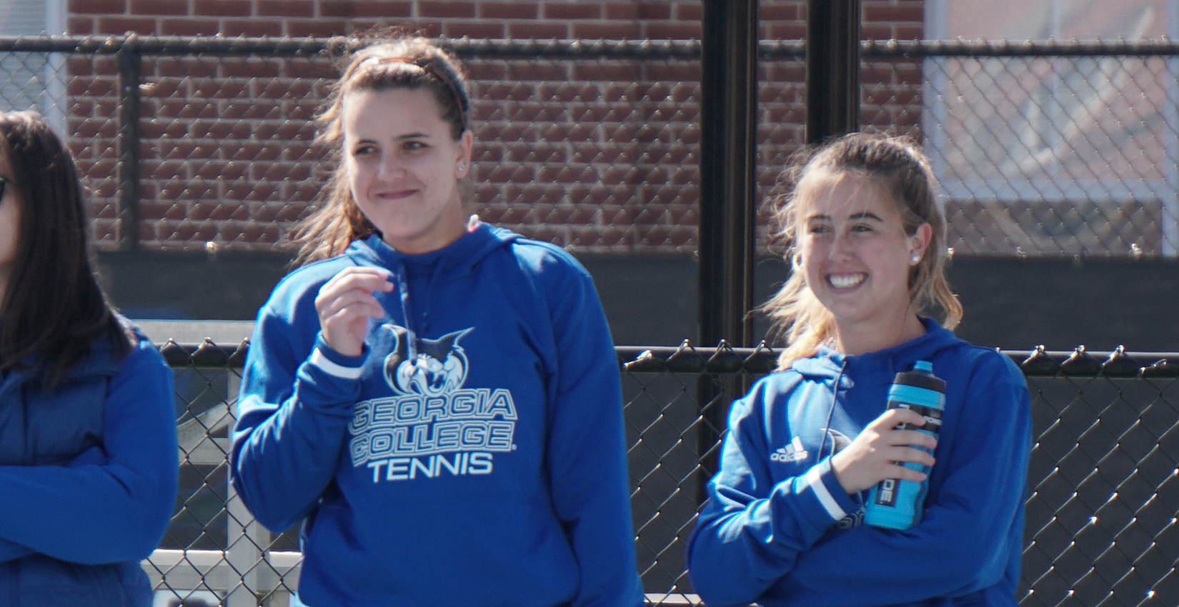 Lopez, Fleming named to All-Conference Tennis Teams