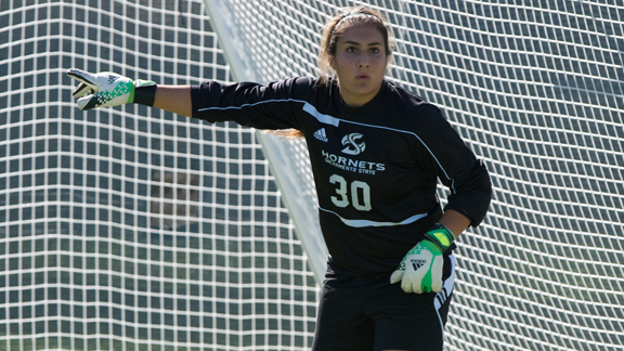 WOMEN'S SOCCER PLAYS TO 0-0 DRAW VS. NORTHERN COLORADO
