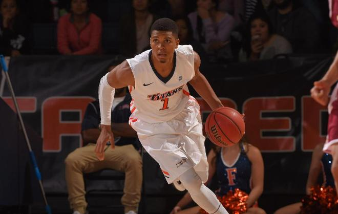 Cal State Fullerton Closes Out 2015 at Portland State