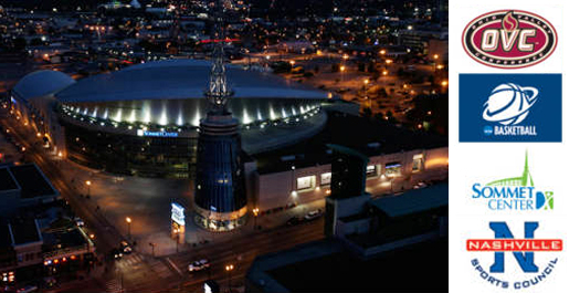 Nashville, OVC announced as hosts for 2012 NCAA First/Second Rounds