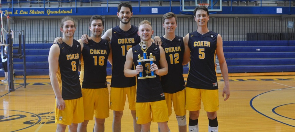 Coker Wraps Up Season with Runner-Up Finish at IVA Tournament