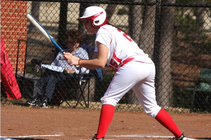 Ostrander's single lifts Huntingdon softball in bottom of the seventh