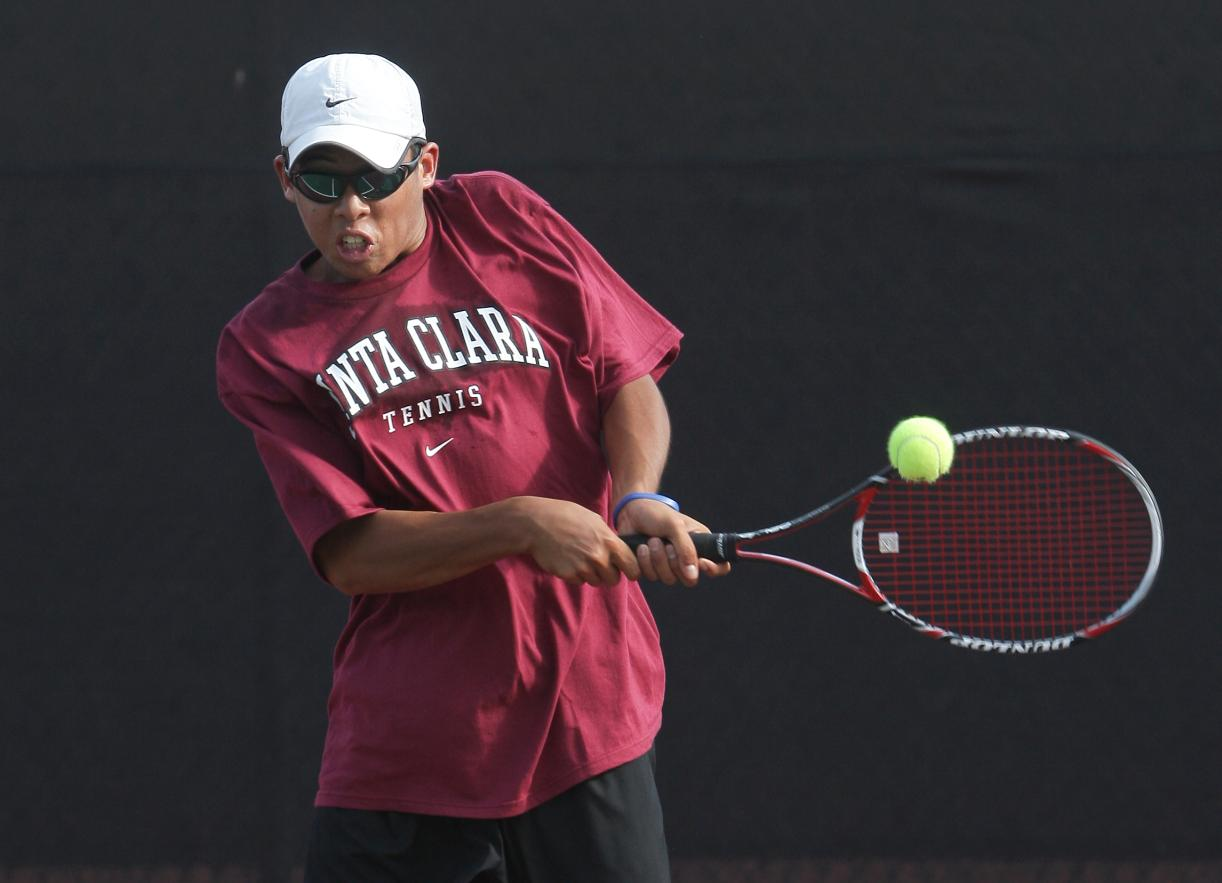 Bronco Men's Tennis Has Successful First Day at ITA Regional