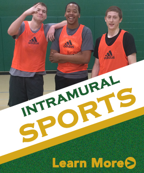 More information about intramurals