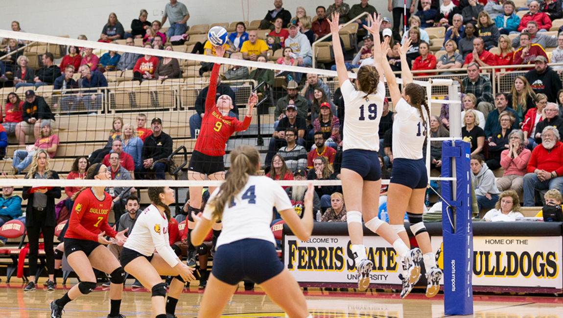 FSU Sweeps SVSU To Reach Regional Championship Match For Third Time In Last Four Years!