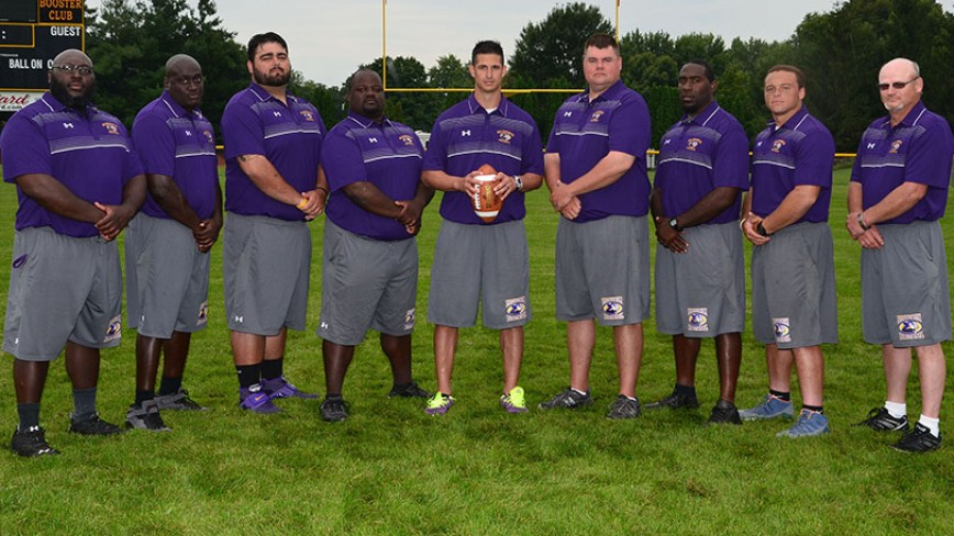 2014 ECC Football Coaching Staff