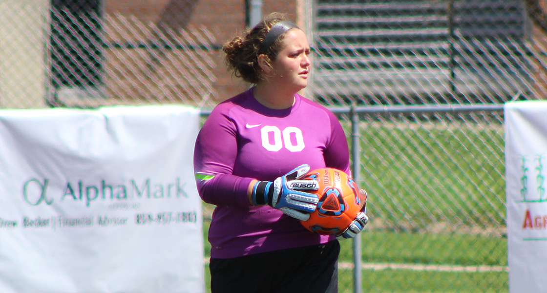 Hosler with season-high eight saves in loss