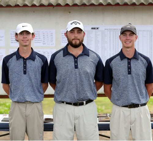 Trio of ICC Golfers qualify for National Tournament