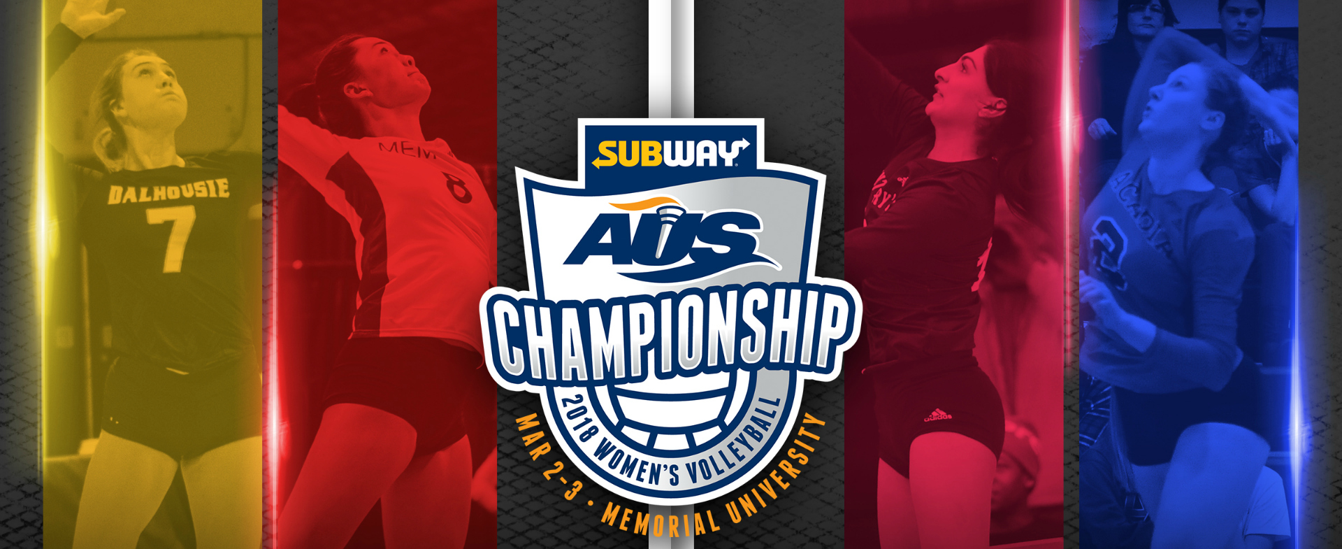2018 AUS Women's Volleyball Championship Preview