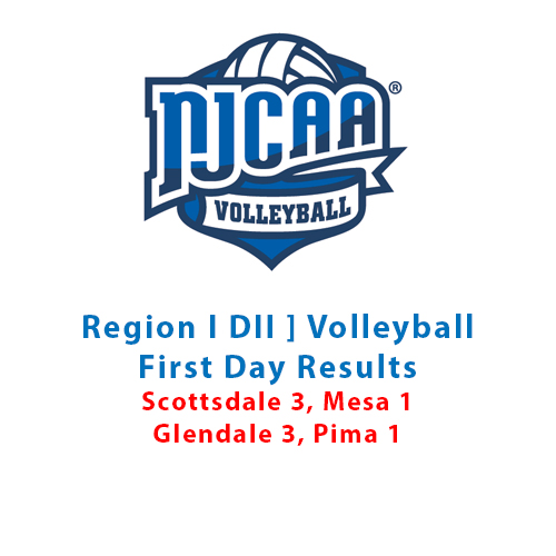 Scottsdale, Glendale advance at Region I, DII volleyball