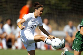 #23 Judges shut out Carnegie Mellon, 1-0, in UAA women's soccer action