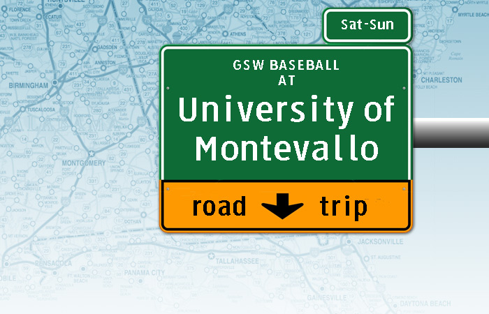 On The Road: Baseball Travels To Montevallo, Ala.