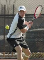 Men's Tennis Tops Air Force 6-1