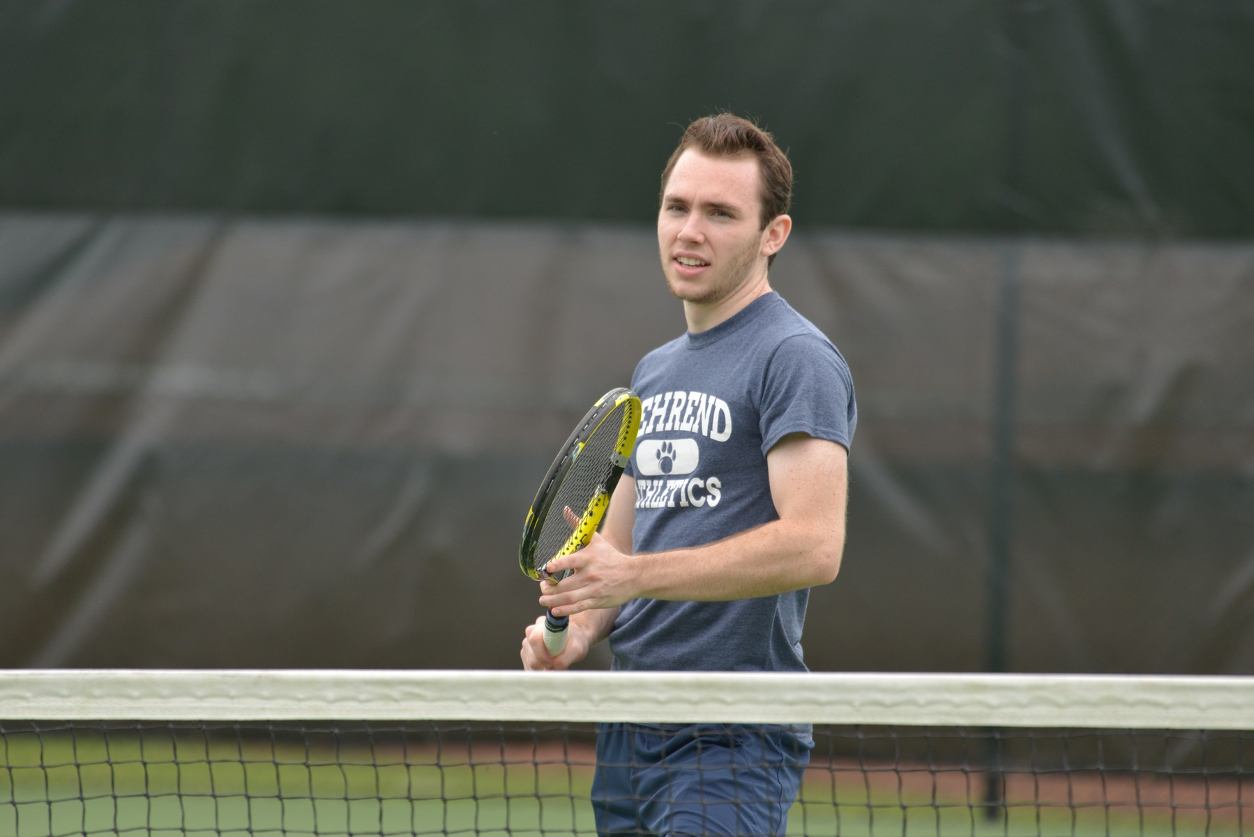 Men's Tennis Competes in Pair of Matches This Weekend