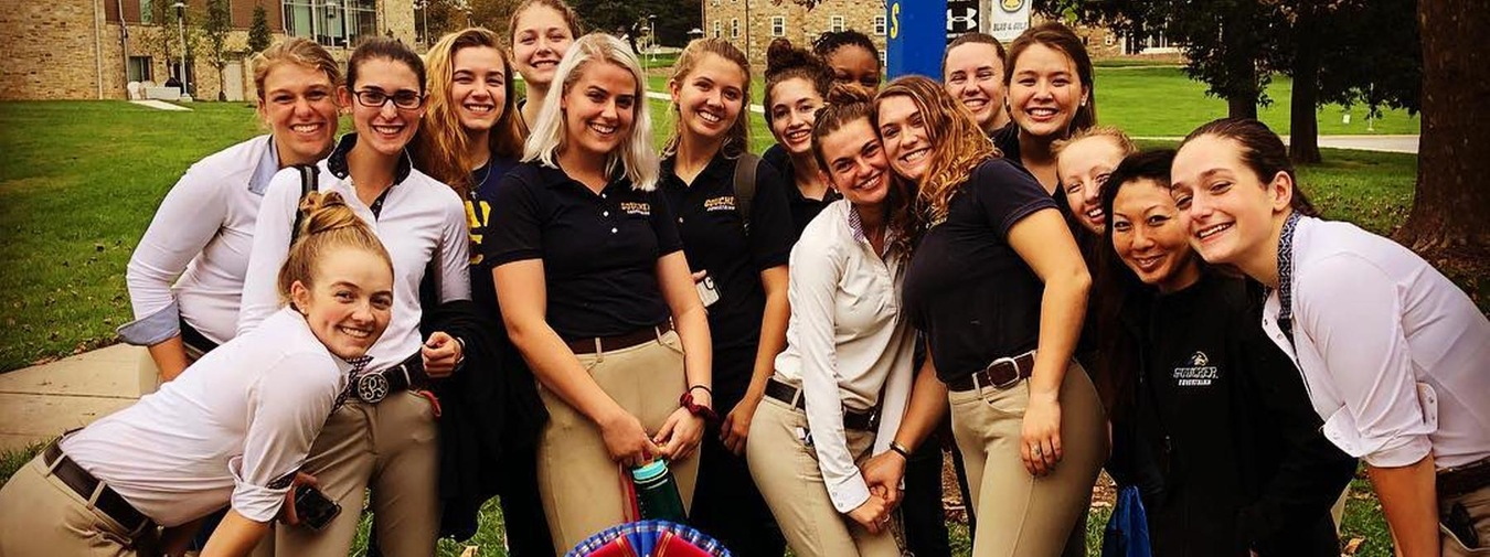 Goucher Equestrian Heads To George Mason/George Washington IHSA Show On Sunday