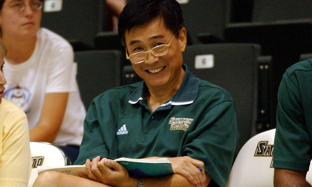 WEIDI ZHANG TO REJOIN VOLLEYBALL COACHING STAFF AS A VOLUNTEER ASSISTANT