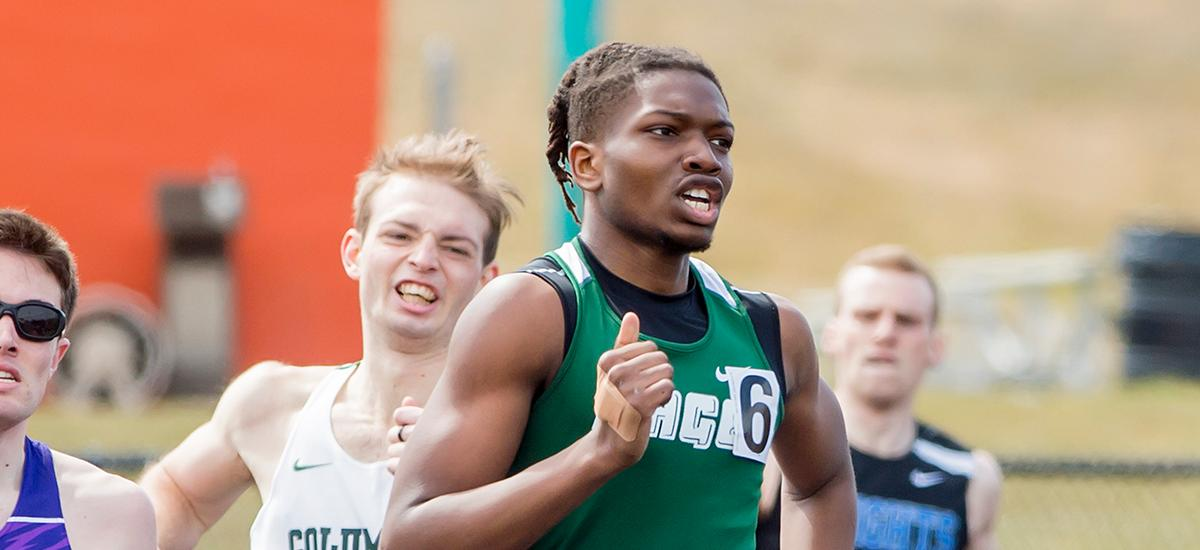 Sage men's track teams continue to break records