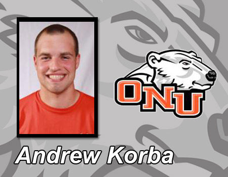 Andrew Korba joins 100-Win Club as Men's Tennis blanks Capital 9-0