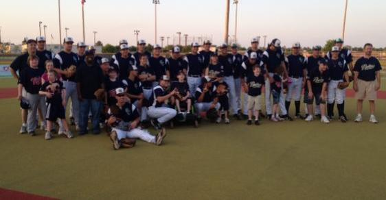 #28 GC Baseball Serves as Miracle League Buddies
