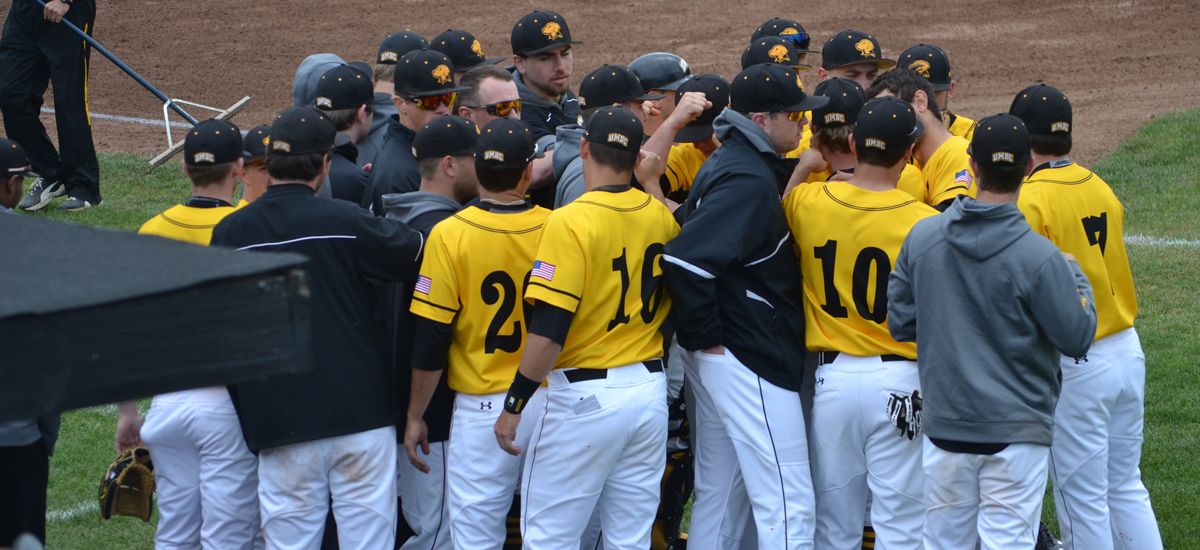 Wilson Dazzles as UMBC Baseball Defeats George Mason, 4-2 on Wednesday