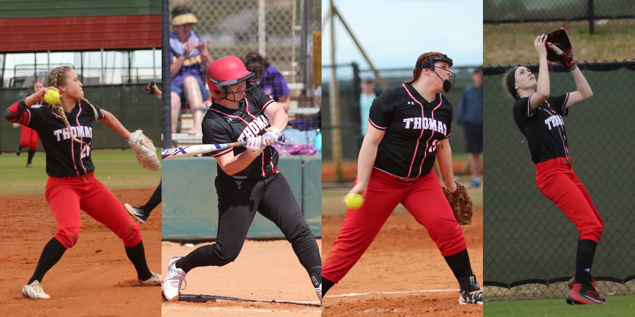 Four Terriers Earn Softball All-NAC Honors; LeBourveau Named Player of the Year