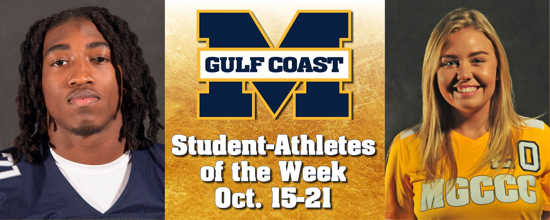 Johnson, Helms named MGCCC Student-Athletes of the Week