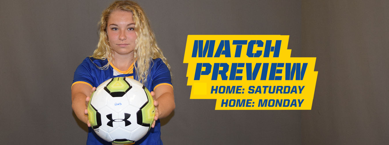 Goucher Women's Soccer Home On Saturday And Monday At Beldon Field