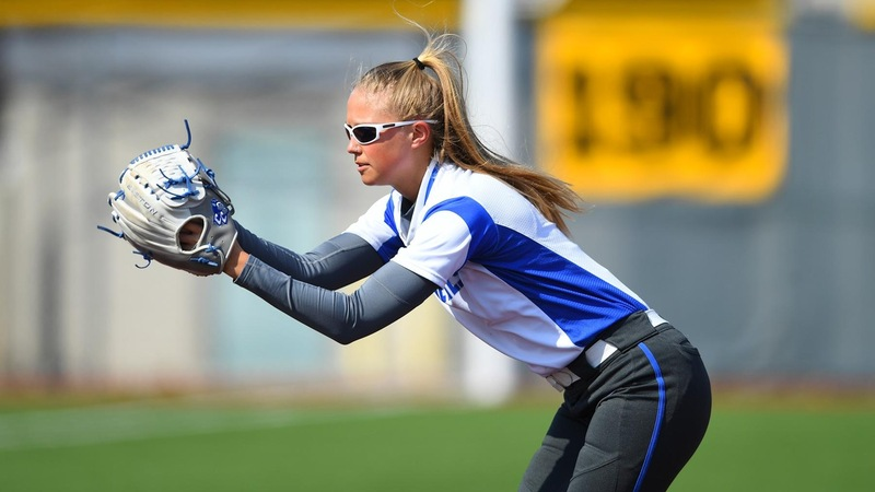 Softball Sweeps Rider in a Pair of Games Sunday Afternoon