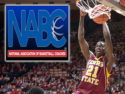 Men's Basketball Leaps Into National Rankings!