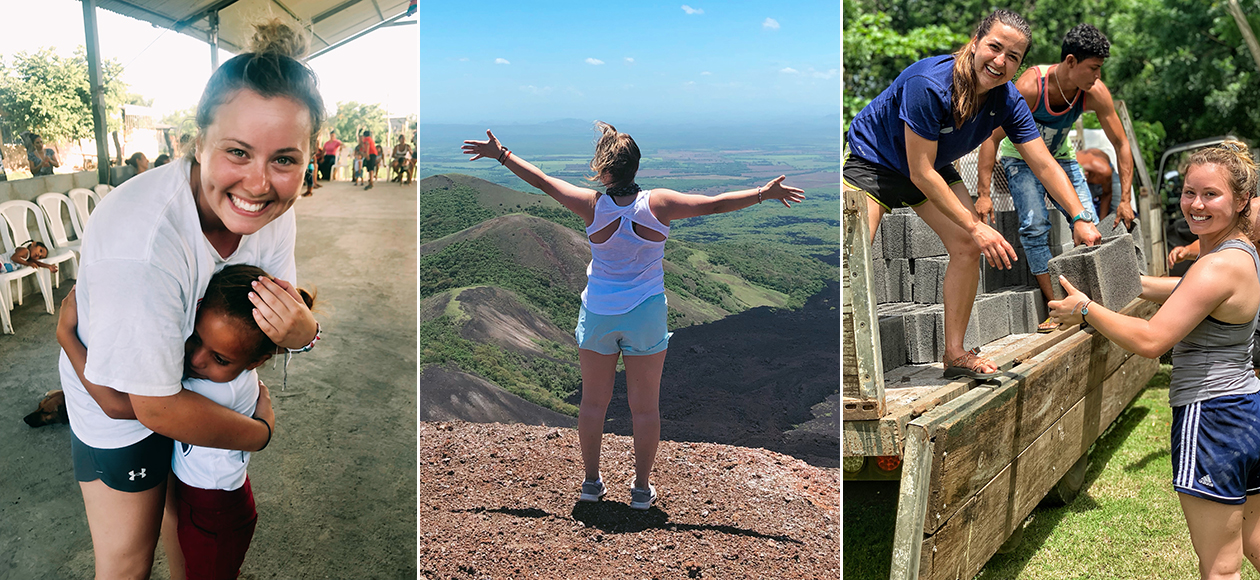 Hayley Arduini '19 GIVEs Back In Nicaragua