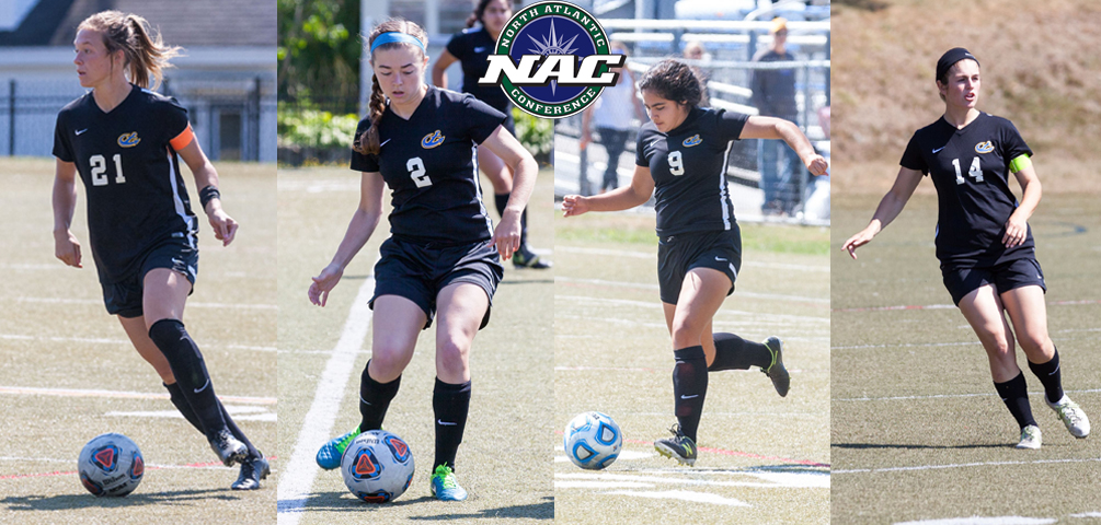 Libby Earns Top NAC Honors as Four Mariners Earn Conference Awards