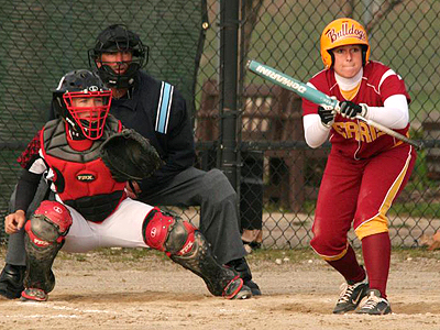 Bulldog Softball Drops Two Close Games